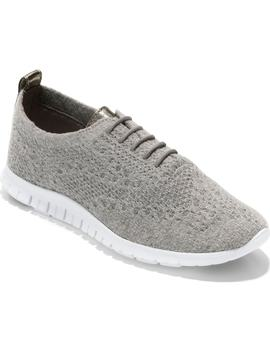 Zero Grand Stitchlite Wool Flat by Cole Haan