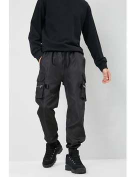 Cargo Wind Pants by Forever 21