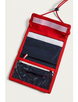 Tommy Jeans Logo Tape Crossover Wallet by Tommy Jeans