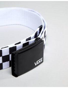 Vans ‒ Deppster Ii ‒ Schwarzer Gürtel Vn0 A31 J1 Y281 by Asos