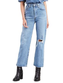 Ribcage High Waist Straight Leg Jeans by Levi's®