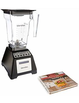 Blendtec Tb 621 20 Recond Total Blender And Four Side Jar, Black (Certified Refurbished) by Blendtec