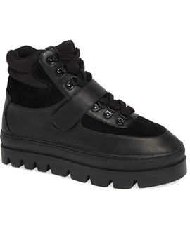 Kinetic Platform Sneaker by Steve Madden
