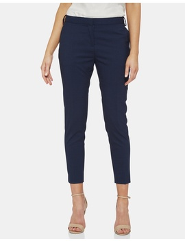 Mia Wool Stretch Suit Trousers by Oxford