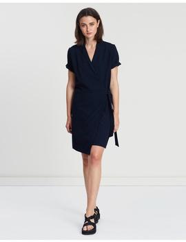 Evette Short Sleeve Dress by Samsoe Samsoe