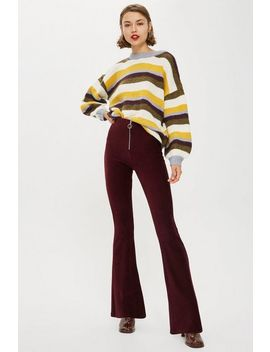 Tall Corduroy Flares by Topshop