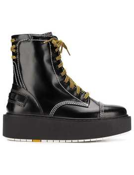 D Cage Hb Boots by Diesel