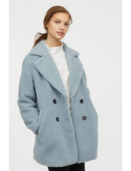 Cappotto In Pelliccia Di Pile by H&M