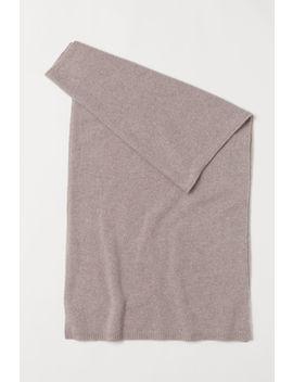 Кашемировый шарф by H&M