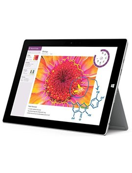 Microsoft Surface Pro 3 Tablet (12 Inch, 128 Gb, Intel Core I3, Windows 10) (Certified Refurbished) by Microsoft