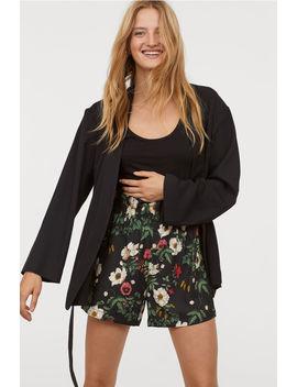 Vzorované šortky by H&M