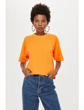 Petite Boxy T Shirt by Topshop