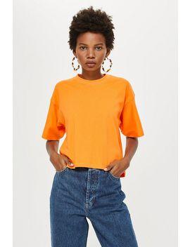 Petite Boxy T Shirt by Topshop