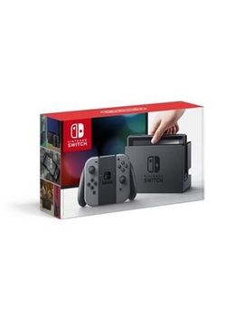 Nintendo Switch Video Game   32 Gb Gray Console (With  Gray Joy Con) Included by Nintendo