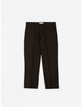 Hand Me Down Trouser   Chocolate by Ymc