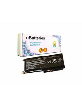 U Batteries Laptop Battery For Toshiba Satellite Series: P50 A 01 E P50 A 01 M P50 A 05 H P50 A 118 P50 Abt2 G22 P50 Abt2 N22 P50 Abt3 G22 P50 Abt3 N22 P50 A   (3000m Ah, 4 Cell) by Amazon
