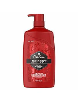 Old Spice Red Zone Swagger Scent Body Wash For Men, 887 Ml by Amazon