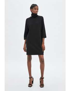Plush Jersey Dress  New Intrf by Zara