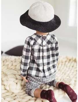 Plaid Shirt  Toddlerbaby Girl by Zara
