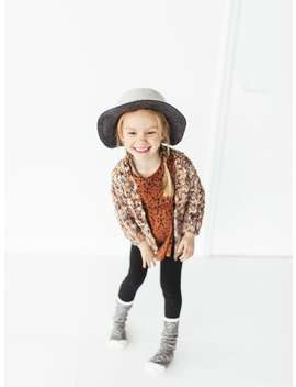 Two  Tone Hat Hats, Scarves And Gloves Baby Girl Accessories Kids by Zara