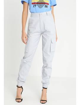 Plain Cargo Trousers   Broek by Missguided