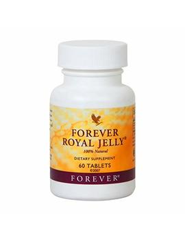Forever Living Forever Royal Jelly 100 Percents Natural (60 Tablets) by Forever Living