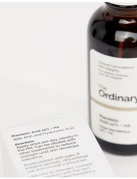 Миндальная кислота The Ordinary 10 Percents + Ha by Asos