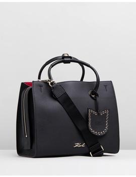 K/Karry All Shopper by Karl Lagerfeld