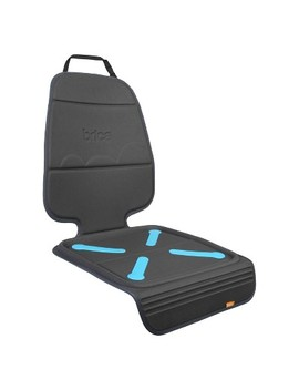 Brica Seat Guardian Car Seat Protector   Gray by Brica