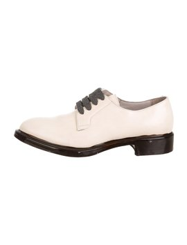 Textured Low Top Oxfords W/ Tags by Brunello Cucinelli