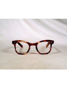 Fabulous Vintage Sunglasses Lunettes Eyeglasses 1950 Carved Frame France Rare by Etsy