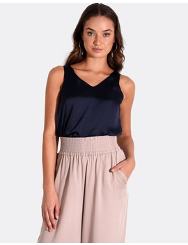 Cataleya V Neck Top by Forcast
