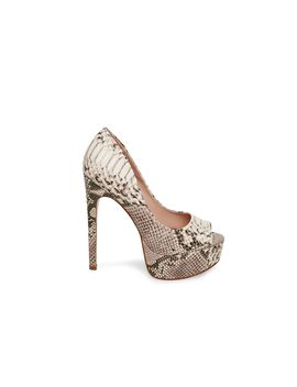 Deanna Natural Snake by Steve Madden