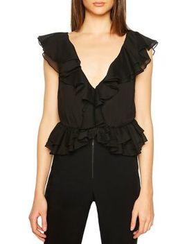 Emily Frill Bodysuit by Bardot