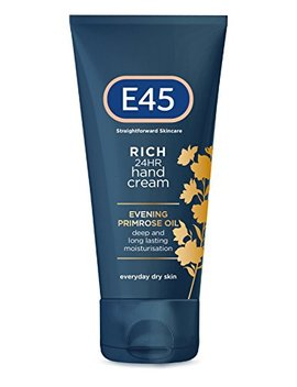 E45 Rich 24 Hours Hand Cream, 50 Ml by E45