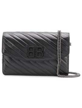 Bb Wallet On Chain by Balenciaga