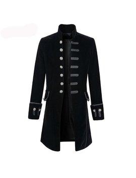 Männer Steampunk Kostüm Brokat Jacke Gotischen Steampunk Vintage Viktorianischen Mantel Oben Männlich Jahrgang Halloween Cosplay Jacke Outfit by Etsy