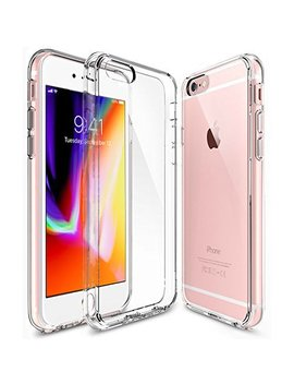 I Pro Accessories I Phone 7 Gel Case/I Phone 8 Gel Cover Apple I Phone 7 / Iphone 8 Clear Case [Transparent] [Shockproof] [Air Cushion] [Compatible For Iphone 7 8 Screen Protector] by I Pro Accessories