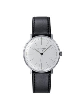 Junghans Max Bill Max Bill Hand Winding Watch 027/3700.00 by Junghans