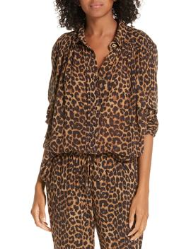 Feline Shirt by Mes Demoiselles