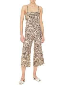 Elsa Leopard Print Jumpsuit by Faithfull The Brand