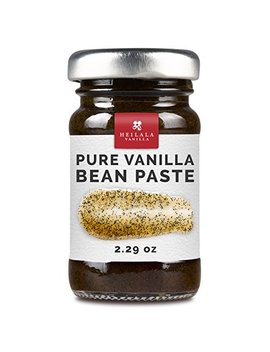 Gourmet Pure Vanilla Bean Pastes   Organically Grown, Contains Whole Vanilla Seeds From Hand Picked Heilala Vanilla Pods, All Natural, Superior To Tahitian,... by Heilala Vanilla