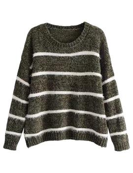 'temmy' Striped Sweater (4 Colors) by Goodnight Macaroon