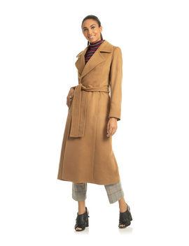 Anouk Coat by Trina Turk