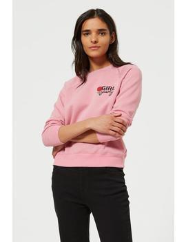 Girl Gang Sweatshirt by Rebecca Minkoff