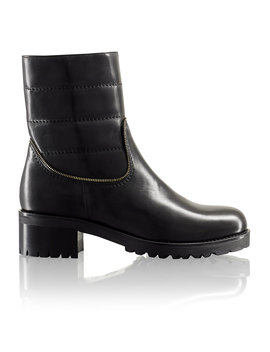 Padded Puffa Boot by Dynasty