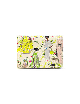 Giles X Aspinal Accordion Card Holder by Aspinal Of London