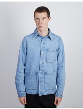 Denim Chore Jacket by The Idle Man