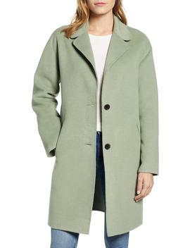 car-coat by bernardo