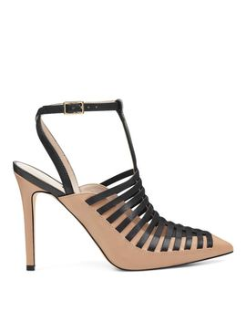 Tlank Strappy Pumps by Nine West